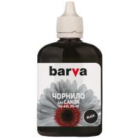 Чернила BARVA C445-437 CANON PG-445/PG-46 (E404/MG2440/IP2840) BLACK 90 г