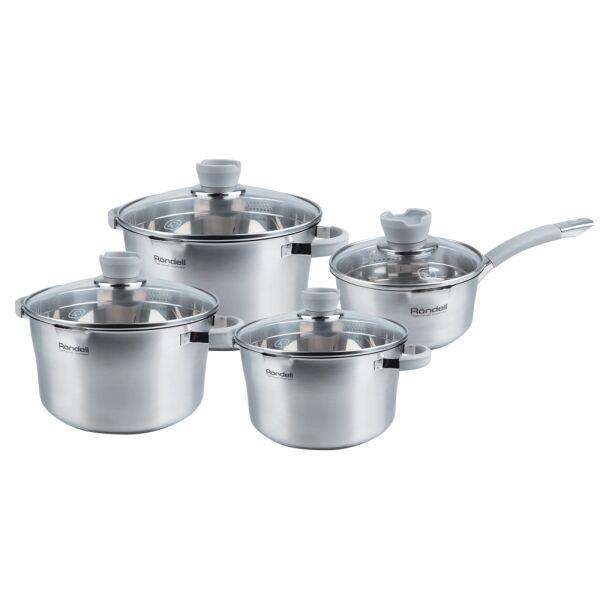 Набор посуды RONDELL 8 предметов Favory RDS-743