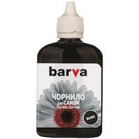 Чернила BARVA C521-285 CANON CLI-521/CL-511 (MG2140/MP230/MP280) BLACK 90 г