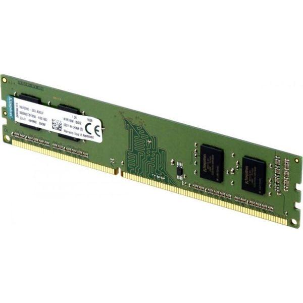 Оперативная память Kingston 4GB DDR4 PC4-19200 KVR24N17S6/4