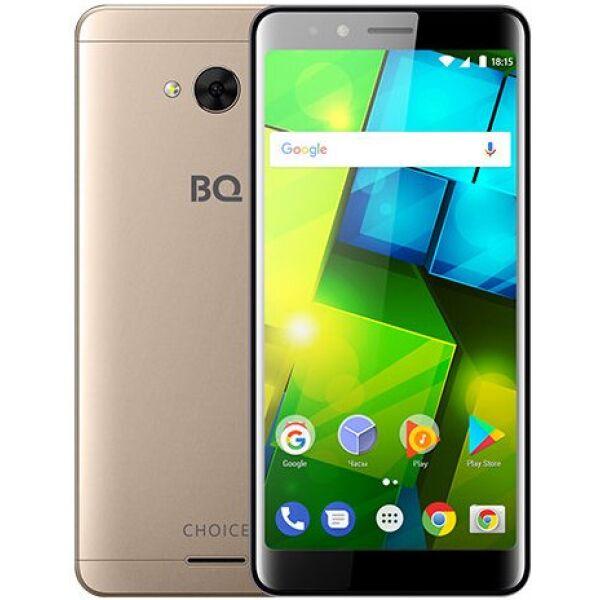 Смартфон BQ-Mobile BQ-5340 Choice (золотой)