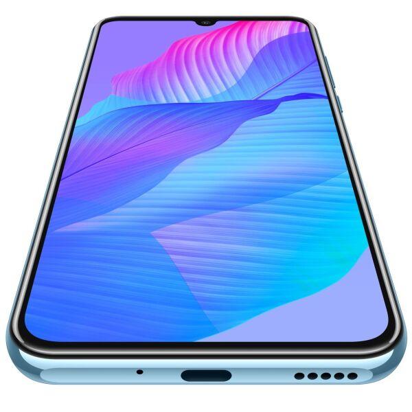 Смартфон Huawei Y8p (AQM-LX1) светло-голубой