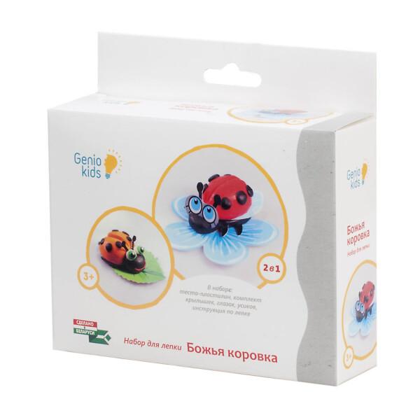 Набор для детской лепки GENIO KIDS-ART Пчёлка (TA1071)