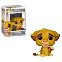 Фигурка Funko POP! Vinyl: Disney: Король лев (Lion King): Simba