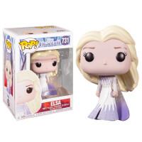 Фигурка Funko POP! Vinyl: Disney: Frozen 2: Elsa (Epilogue Dress)