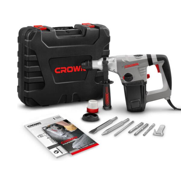Перфоратор CROWN CT18114 BMC