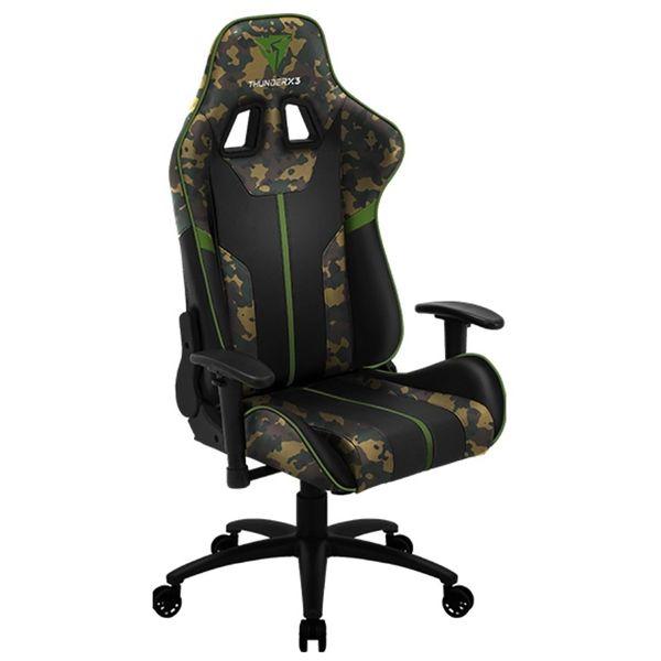 Кресло компьютерное THUNDERX3 BC3 Camo Green AIR