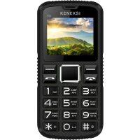 270x270-Сотовый телефон KENEKSI T3 black