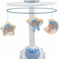 270x270-Игрушка музыкальная на кроватку Chicco Волшебные звездочки (голубой)