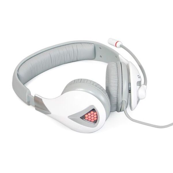 Наушники игровые QCYBER GH-7000 white