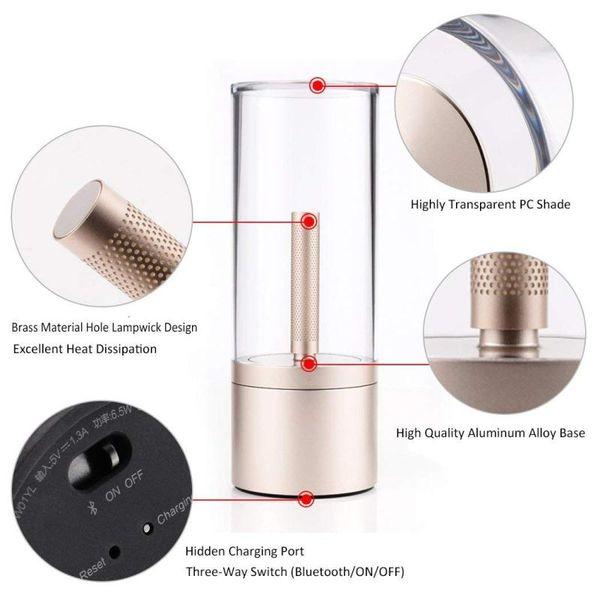 Настольный светильник - свеча Yeelight Ambient Lamp (YLFW01YL)