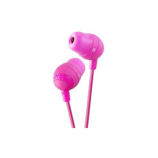 Наушники JVC HA-FX32-E (розовый)