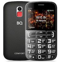 270x270-Мобильный телефон BQ-Mobile BQ-2441 Comfort (черный/серебристый)