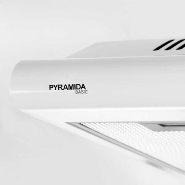 Вытяжка кухонная PYRAMIDA Uno 50 White