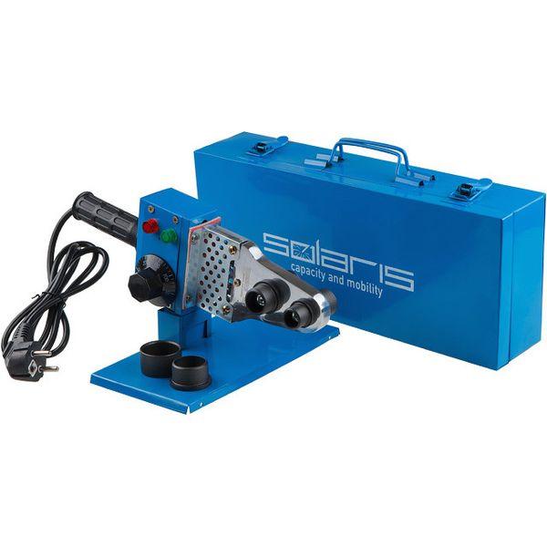 Аппарат для сварки труб Solaris PW-601