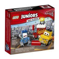 270x270-Игрушка Джуниорс Пит-стоп Гвидо и Луиджи LEGO 10732