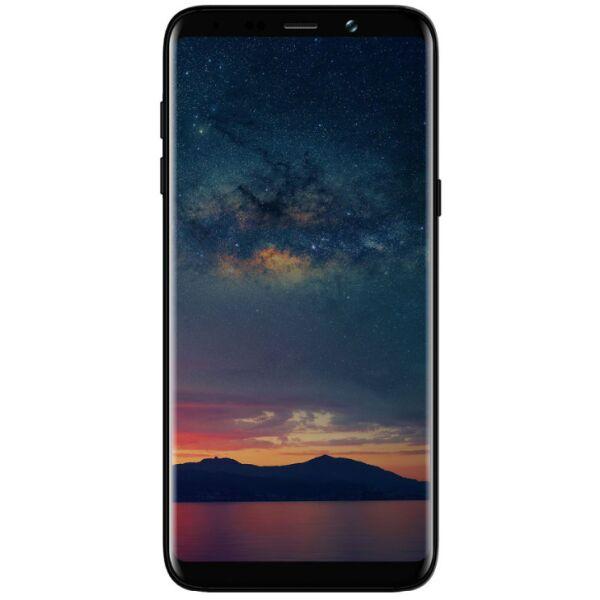 Смартфон Bluboo S8+ 64ГБ (черный)