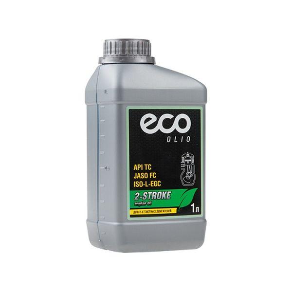 Масло моторное 2-х тактное ECO OM2-21 1л