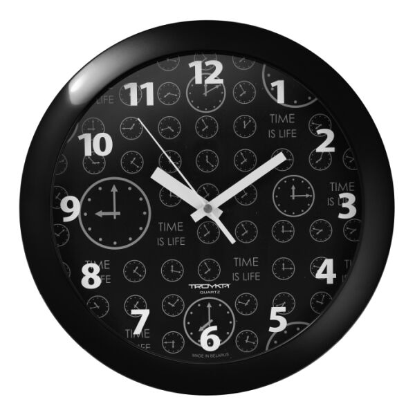 Часы настенные ТРОЙКА 11100103