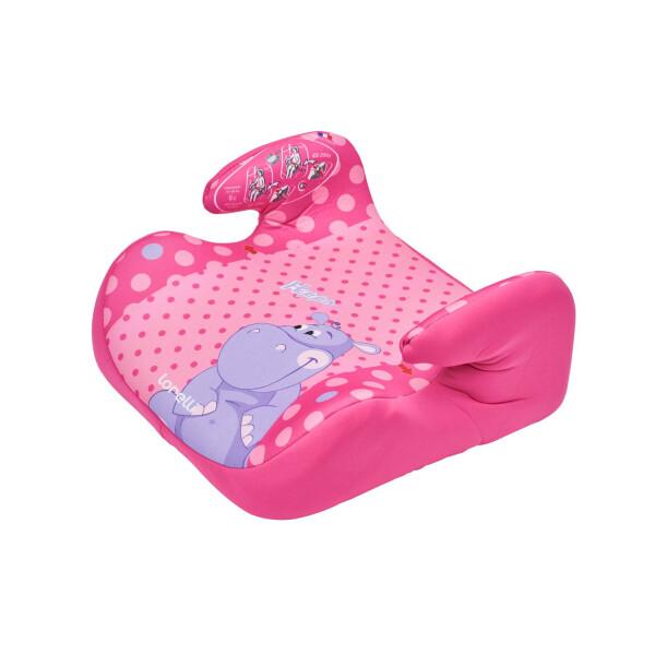 Автокресло Lorelli Topo Comfort Pink Hippo