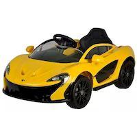 "Электромобиль CHI LOK BO TOYS COMPANY ""McLaren P1"" желтый"