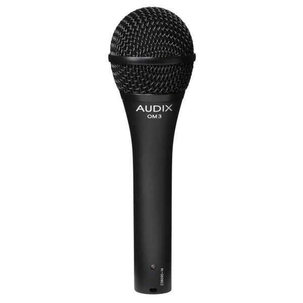 Профессиональный вокальный микрофон AUDIX OM3