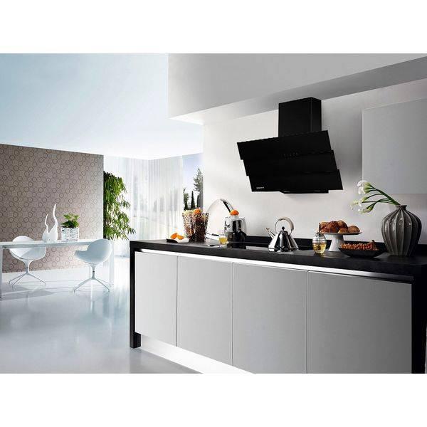Кухонная вытяжка Maunfeld Cascada Trio 60 (черный)