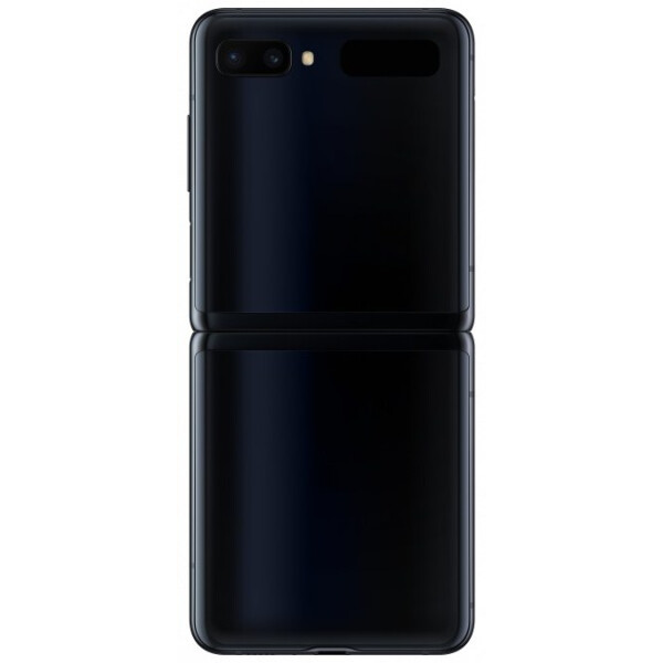 Смартфон Samsung Galaxy Z Flip (черный)