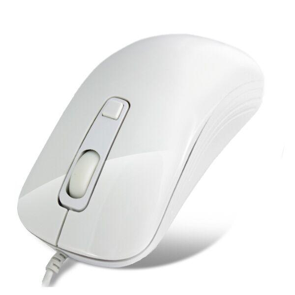 Мышь проводная CROWN MICRO CMM-20 white