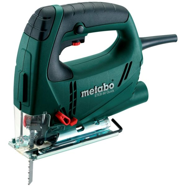 Электролобзик METABO STEB 80 Quick (60104150)