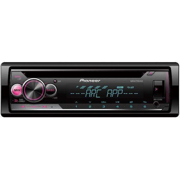 CD/MP3-магнитола Pioneer DEH-S210UI