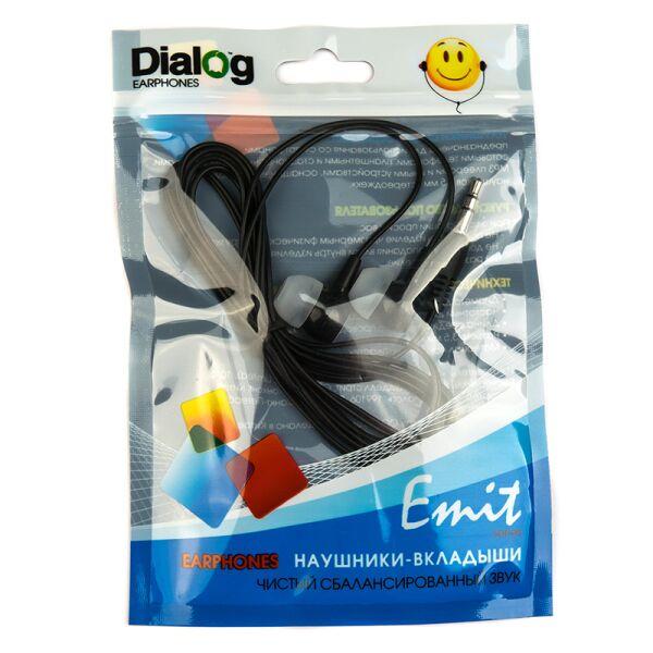 Наушники Dialog EP-10 Black
