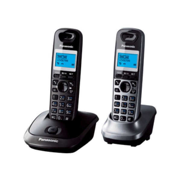 Телефон стандарта dect PANASONIC KX-TG2512RU2