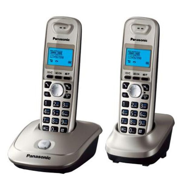 Телефон стандарта dect PANASONIC KX-TG2512RUN