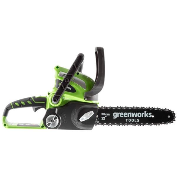 Пила цепная Greenworks G40CS30K2 (20117UA)