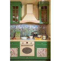 Кухонная вытяжка Maunfeld Novas C 90 (бежевый)
