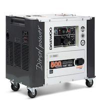 270x270-Генератор Daewoo Power DDAE 8000SE
