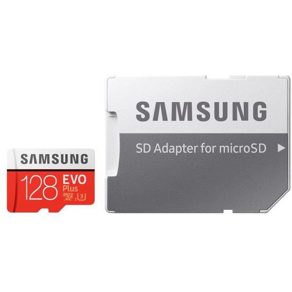 Карта памяти microSD SAMSUNG EVO Plus 128GB (MB-MC128GA/RU)