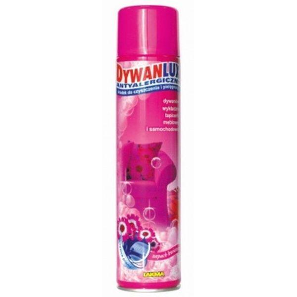 Аэрозоль для чистки ковров DYWANLUX цветочный