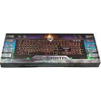Клавиатура DIALOG Gan-Kata  KGK-21U,черная