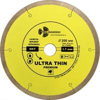 270x270-Алмазный диск Trio-diamond UTW505 200*25,4