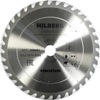 270x270-Пильный диск Hilberg HW451 450*50*36Т
