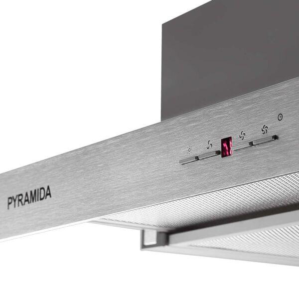 Вытяжка кухонная PYRAMIDA TL 50 SYE-15 INOX