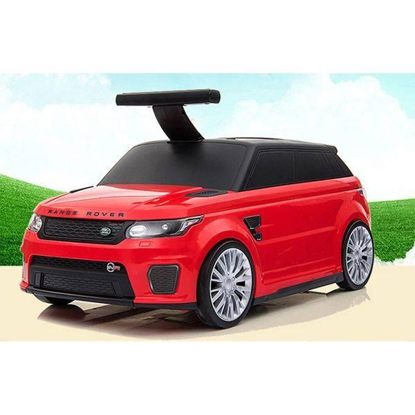 Чемодан-каталка CHI LOK BO Range Rover (красный)