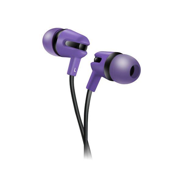 Наушники CANYON CNS-CEP4P4P (фиолетовый)