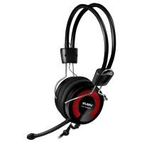 270x270-Наушники с микрофоном SVEN AP-545MV, черно-красный