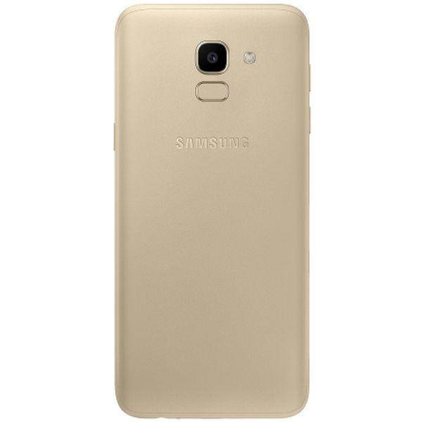 Смартфон SAMSUNG Galaxy J6 (2018) золотой