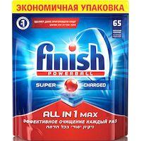 270x270-Таблетки для посудомоечной машины FINISH All in1 Max 65 шт.
