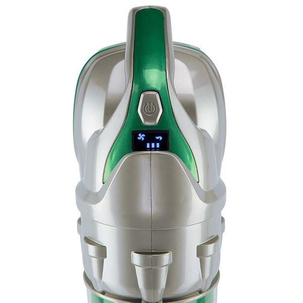 Пылесос KITFORT КТ-517-3 серо-зеленый