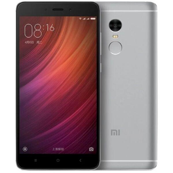 Смартфон Xiaomi Redmi Note 4X 16GB Gray